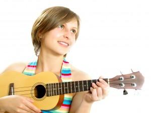 Adult ukulele lessons