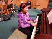 Piano lessons oakville