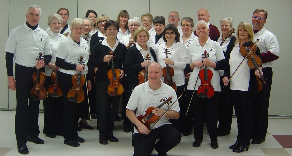 Fiddle Orchestra